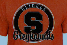 slidell greyhounds spiriti shirt
