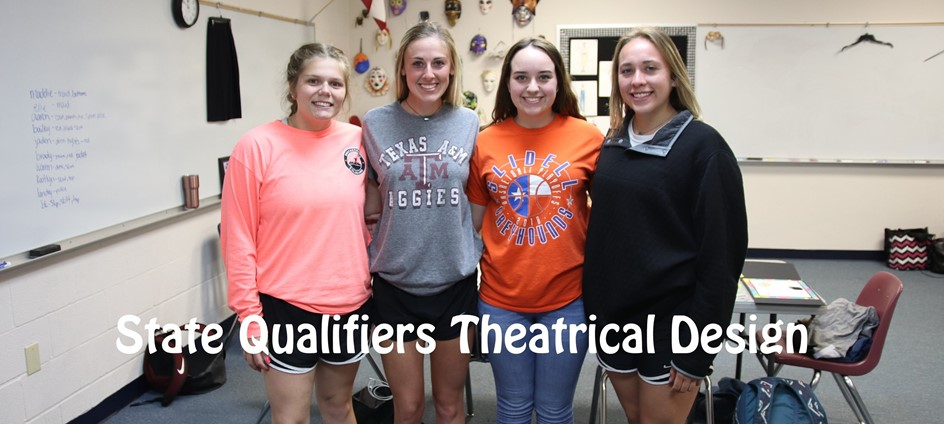 state qualifiers theatrical design