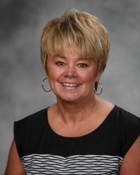 Marty Hair, Assistant Superintendent